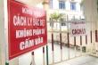 Thầy giáo ở Quảng Ngãi dương tính trở lại sau 2 lần âm tính SARS-CoV-2