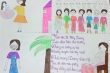 Học sinh Hà Nội sáng tạo với trào lưu 'tên hay dịch bay' cùng chống Covid-19