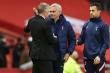 HLV Jose Mourinho: 'Man Utd đừng khóc lóc đổ lỗi cho VAR'