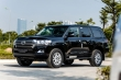 Chi tiết Toyota Land Cruiser 2020 giá hơn 4 tỷ đồng tại Việt Nam