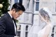 Loạt ảnh cực đẹp trong hôn lễ của sao nữ 'Chân Hoàn truyện' Đường Nghệ Hân và Trương Nhược Quân