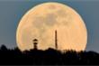 Video: Ngắm siêu trăng đầu tiên năm 2020 tại Mỹ