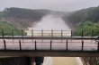 Mưa lớn, thủy điện, hồ chứa nước ở Hà Tĩnh đồng loạt xả lũ