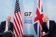 Thủ tướng Anh ca ngợi ông Biden là 'luồng gió mát'