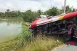 Nguyên nhân xe khách va chạm xe đầu kéo ở Cai Lậy khiến 3 người chết