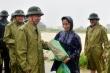 Hình ảnh cuối cùng của Thiếu tướng Nguyễn Văn Man và 12 thành viên đoàn cứu nạn