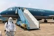 Vietnam Airlines ngừng đưa khách từ châu Âu về Việt Nam
