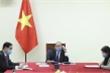 Thủ tướng Nguyễn Xuân Phúc điện đàm với Tổng thống Hàn Quốc về chống Covid-19