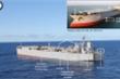 Hai tàu chiến Iran bất ngờ xuất hiện ở eo biển Manche