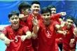 Lịch thi đấu đội tuyển Việt Nam tại Futsal World Cup 2021