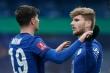 Kết quả FA Cup: Werner khai hỏa, Chelsea đè bẹp đội hạng dưới