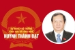 Infographic: Sự nghiệp Bộ trưởng Khoa học và Công nghệ Huỳnh Thành Đạt