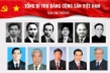 Infographic: Tổng Bí thư Đảng Cộng sản Việt Nam qua các thời kỳ