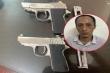 Lên Youtube học cách chế tạo vũ khí rồi mở xưởng sản xuất súng ở Hải Phòng