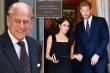 Cặp đôi Harry - Meghan tưởng nhớ Hoàng thân Philip