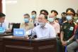 Cựu Đô đốc Nguyễn Văn Hiến nói chưa từng được đào tạo quản lý đất đai