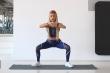 Bài tập chân 3 phút giúp loại bỏ mỡ thừa ở đùi và bắp