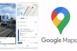 Google Maps cập nhật loạt tính năng mới
