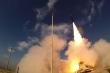 Israel bất ngờ hứng loạt rocket phóng từ Syria