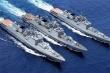Hải quân Nga - Ấn sẽ tập trận chung ở Biển Baltic