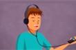 Tác hại không ngờ khi đeo tai nghe thường xuyên