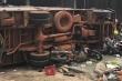 Hiện trường thảm khốc xe tải lao thẳng vào chợ, 5 người chết ở Đắk Nông