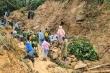 Tìm thấy nạn nhân mất tích sau sạt lở núi kinh hoàng trên Quốc lộ 40B