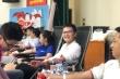 Eximbank tổ chức ngày hội hiến máu nhân đạo 'Sống là để yêu thương'