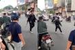 Đập phá xe máy sau va chạm giao thông với thai phụ: Triệu tập 1 nam thanh niên