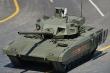 Nga chốt thời gian sản xuất xe tăng T-14 Armata sau nhiều lần trì hoãn