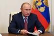 Tổng thống Putin: COVID-19 dần ổn định, Matxcơva tránh được kịch bản tồi tệ nhất