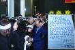 Xúc động lời tiễn biệt của Thủ tướng trong sổ tang 3 chiến sĩ hy sinh ở Đồng Tâm