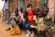 Nữ chiến sĩ mũ nồi xanh Việt Nam làm lay động trái tim bao người Nam Sudan