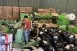 Bắt kho hàng lậu, hàng giả 'khủng' do người Trung Quốc đứng đầu tại Hà Nội