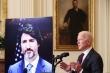 Ông Biden: Mỹ và Canada sẽ hợp tác để đối phó với Trung Quốc