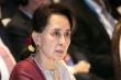 Cố vấn Nhà nước Myanmar Aung San Suu Kyi đối mặt tội danh mới