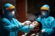 Chiều mùng 4 Tết, Việt Nam ghi nhận thêm 40 ca COVID-19 lây lan trong cộng đồng