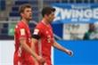 Video: Bayern Munich thua sốc, đứt mạch 34 trận bất bại