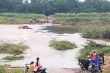 Lật ghe trên sông Trà Khúc, 5 người được cứu sống kịp thời