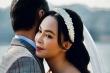 Quán quân Duyên dáng Bolero Trần Mỹ Ngọc khoe ảnh cưới