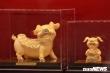 Ảnh: Những chú lợn vàng độc đáo trong ngày vía Thần Tài năm Kỷ Hợi