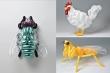 Biến hình bóng bay thành động vật, nghệ sĩ Nhật khiến dân mạng ngỡ ngàng
