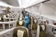 Vietnam Airlines tiếp tục giải pháp bảo vệ sức khỏe hành khách, người lao động