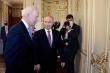 Tổng thống Putin nói gì khi ông Biden dùng giấy ghi chú trong cuộc gặp?