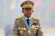 Lãnh đạo ASEAN gặp Thống tướng Myanmar