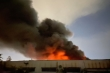 TP.HCM: Cháy lớn ở khu công nghiệp Tân Tạo