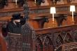Nữ hoàng Anh ngồi một góc trong tang lễ Hoàng thân Philip