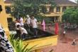 Để học sinh nhặt rác ngoài ban công, hiệu trưởng ở Bắc Giang bị kiểm điểm