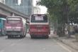 Xe khách đi tốc độ 'rùa bò' đại náo bến xe Mỹ Đình
