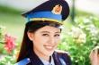Ảnh: Nữ sinh Học viện Cảnh sát xinh đẹp, mê đàn tranh từ 10 tuổi